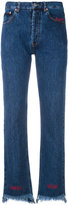 Forte Couture - Lovers Haters jeans - women - Cotton - 28
