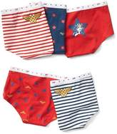 GapKids | Wonder Woman girl shorts (5-pack)