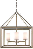 Three Posts Thorne 4-Light Hanging Foyer Pendant Shade