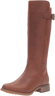 Timberland Women's Banfield Tall Medium Shaft Waterproof Riding Boot