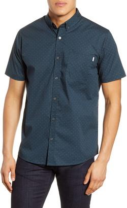vuori Crest Short Sleeve Button-Down Shirt