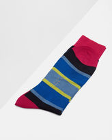 Ted Baker Block striped socks