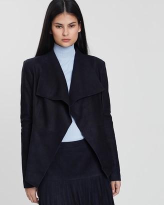 Isabella Collection Drape Jacket