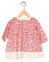 Caramel Baby & Child Girls' Floral Print Dress