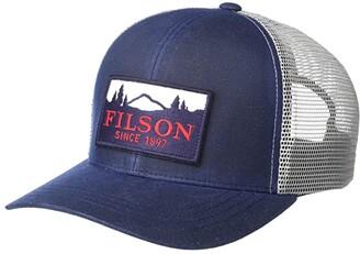 Filson Mesh Logger Cap (Navy) Caps