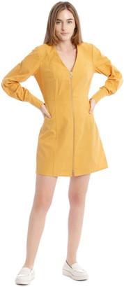 Hi There From Karen Walker Zip Through Dress