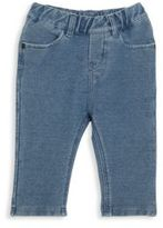 Little Marc Jacobs Baby's American Movies Soft Denim Effect Trousers
