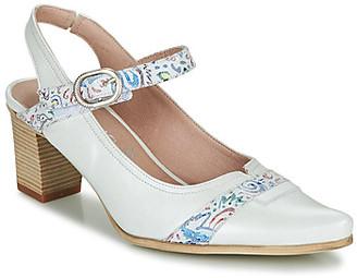 Dorking LEA women's Heels in White