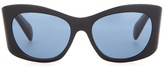 Oliver Peoples The Row Bother Me 54 Cat-eye Sunglasses