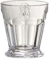 Global Amici Fleur-de-Lis 6-pc. Double Old-Fashioned Glass Set