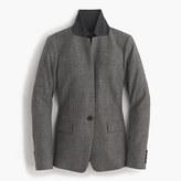 J.Crew Collection Regent blazer in English glen plaid wool
