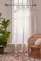 Urban Outfitters Alia Smocking Curtain