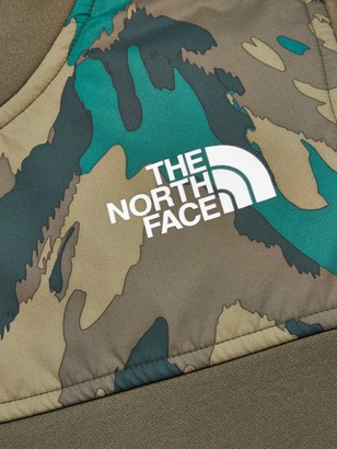 The North Face Surgent Crew Sweatshirt - Green