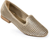Me Too Yale Perforated Leather Loafers