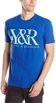 Young & Reckless Men's Core Logo T-Shirt