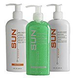 Sun Laboratories Ultra Dark Self Tanning Lotion Set