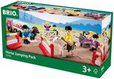 Brio Horse Jumping Pack Train