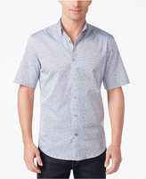 Alfani Men's Slim Fit Pattern Shirt, Created for Macy's