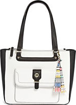 Liz Claiborne Jenny Shopper Shoulder Bag