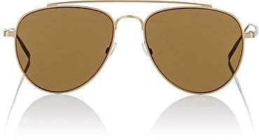 Tomas Maier Women's Aviator Sunglasses - Lt. brown