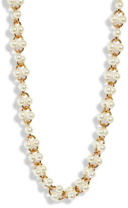 Kate Spade Nouveau Pearls Imitation Pearl Necklace