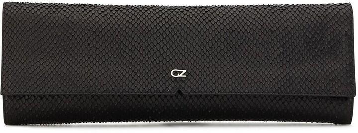 Giuseppe Zanotti Lorelai leather clutch
