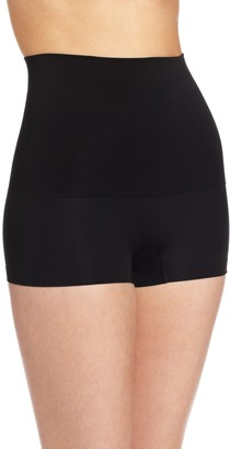 Flexee Maidenform Women's Shapewear Seamless Hi-Waist Boyshort