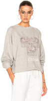 Chloé Sweatshirt in Gray.