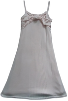 Christian Dior Pink Cotton Dress