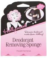 Hollywood Fashion Secrets Hollywood Deodorant Removing Sponge 1 Reusable Foam Sheet