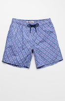 "Mr.Swim Mr Swim Triangular 17"" Swim Trunks"