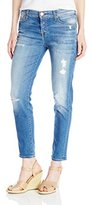 7 For All Mankind Women's Josefina W/ Destroy Jean in