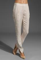 Tuxedo Trouser
