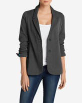 Eddie Bauer Women's Travel Blazer