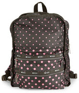 Le Sport Sac Functional Printed Backpack