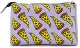 Forever 21 Pizza Print Makeup Bag