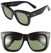 Acne Studios Women's Library 50Mm Sunglasses - Black