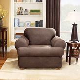 Homestyles by Sure Fit Stretch T-Cushion Chair Slipcover