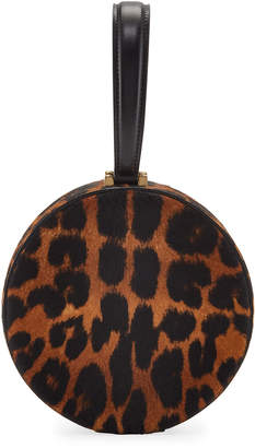 Marc Jacobs The Large Calf Hair Top-Handle Hat Box Bag