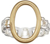 Lucky Brand Links On Links Chain Ring (Two-Tone) Ring
