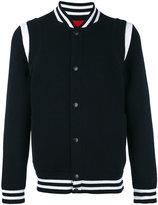 Givenchy jersey varsity jacket - men - Cotton/Polyamide/Polyester/Wool - M