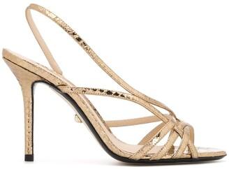 ALEVÌ Milano Strappy 1050mm Heel Sandals