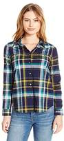 Pendleton Women's Petite Sierra Plaid Shirt