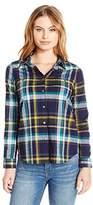 Pendleton Women's Petite Size Sierra Plaid Shirt