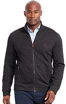 Polo Ralph Lauren Big & Tall Jacquard Fleece Mockneck Sweatshirt