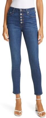 JONATHAN SIMKHAI STANDARD Rhys Ankle Skinny Jeans