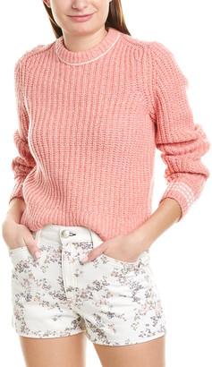 Rag & Bone Cheryl Wool-Blend Sweater