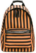 Ami Alexandre Mattiussi zipped backpack