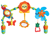 Tiny Love Musical Nature Pals Pushchair Toys Arch