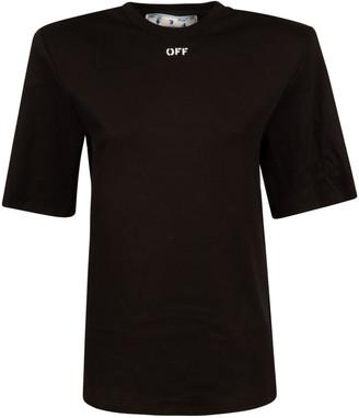 Off-White Shoulder Pad T-shirt